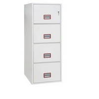 Hängeregistraturschrank Vertical Fire File FS2254 K